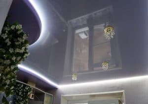 Выбираем парящий потолок от компании Классика в Новосибирске