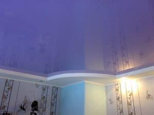 Натяжные потолки в Новосибирке